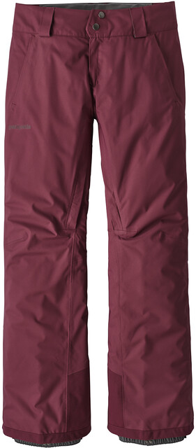 Patagonia W's Insulated Snowbelle Pants Dark Currant